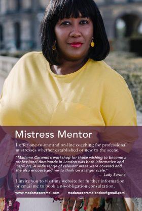 Mistress/Master Training
