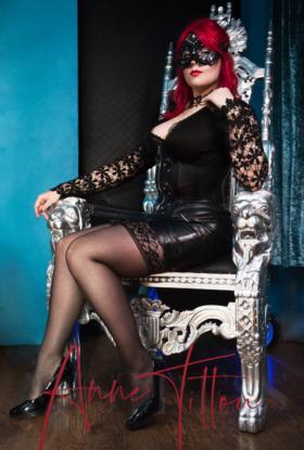 Mistress Anne Tittou